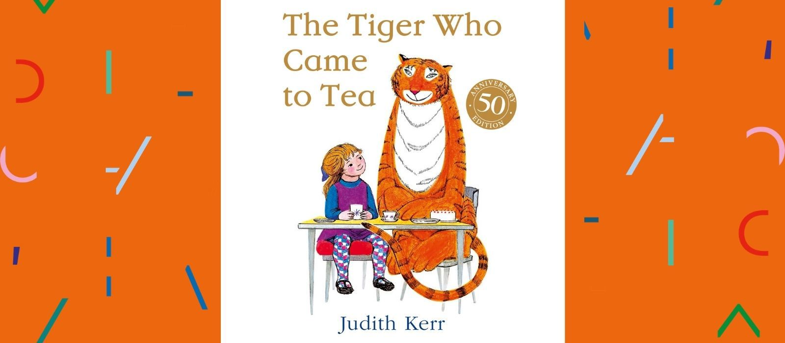 The Tiger Who Came to Tea - with Liz Fost