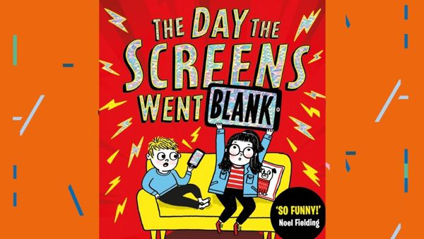 Danny Wallace - The Day The Screens Went Blank