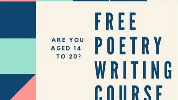 Young Writers' Summer Poetry Course