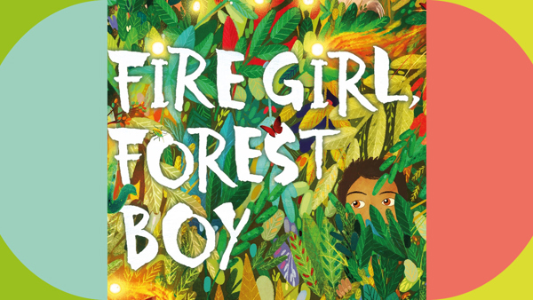Chloe Daykin: Fire Girl Forest Boy